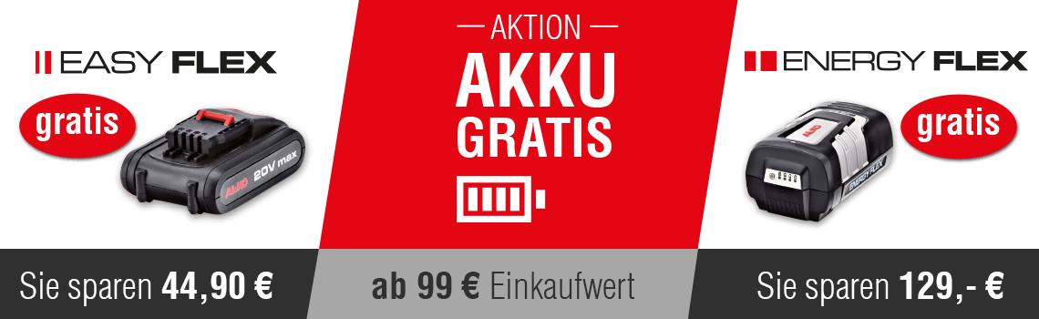 Westfalia Akku Plus Wochen | AL-KO Aktion