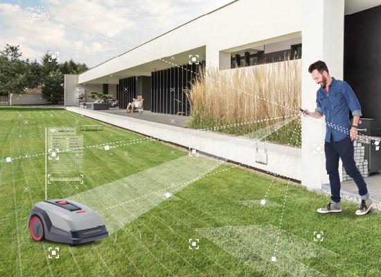 Smart Gardening | AL-KO Intelligente Rasenpflege