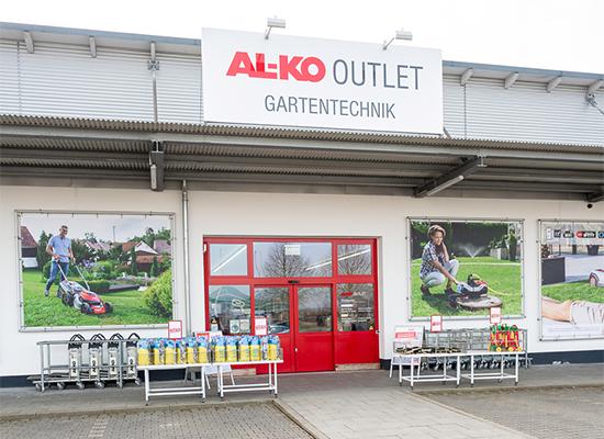Gartengeräte Outlet Jettingen-Scheppach | AL-KO Outlet