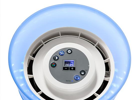 AL-KO PURE Vorteile | Informiert über Filterwechsel