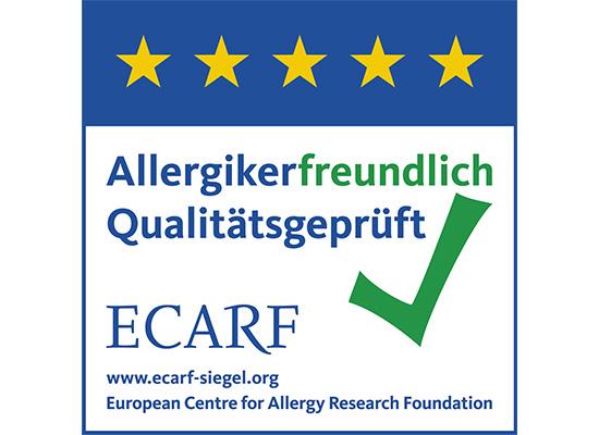AL-KO PURE Vorteile | ECARF-Siegel