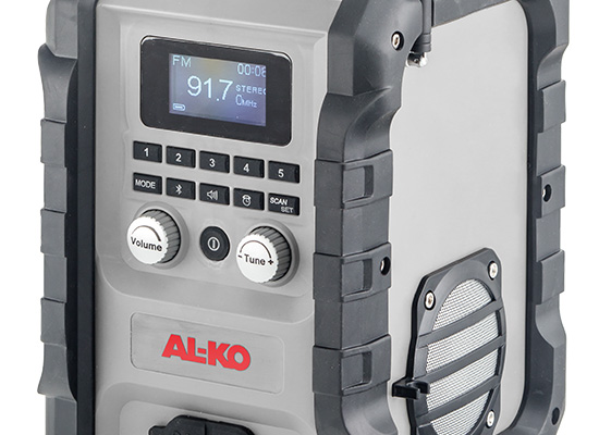AL-KO Baustellen-Produkte Vorteile | Leichtes und robustes Design