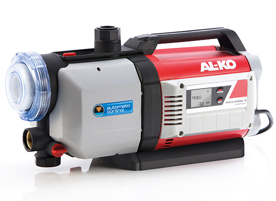 Hauswasserautomat | AL-KO Hauswasserautomat HWA 6000/5 Premium