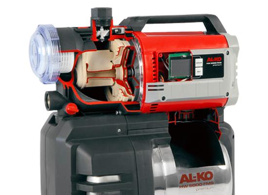 Hauswasserwerk | AL-KO Kesseldrucküberwachung