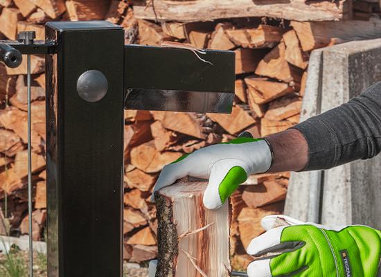 Holzspalter | AL-KO Spalter mit kräftigem Spaltkeil