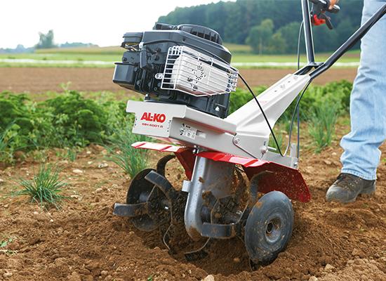 Motorhacken   AL-KO Hackmesser für feinkrümeligen Boden