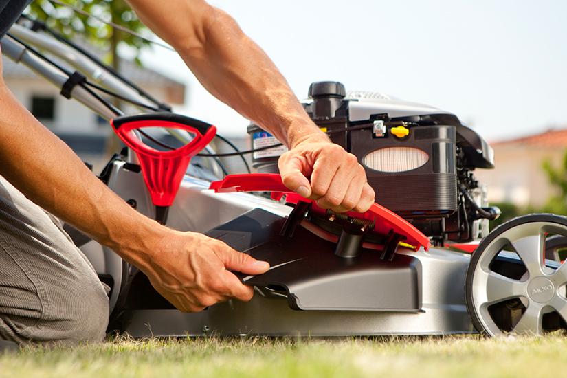 Rasenmäher | AL-KO Service Aldi Bedienungsanleitungen