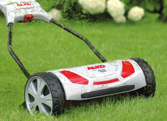 AL-KO Spindelmäher Vorteile | Wendig im Rasen