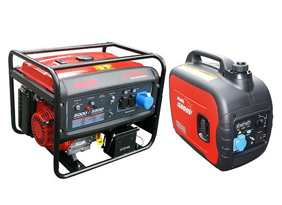 AL-KO Stromgeneratoren Vorteile | Inverter und Generatoren
