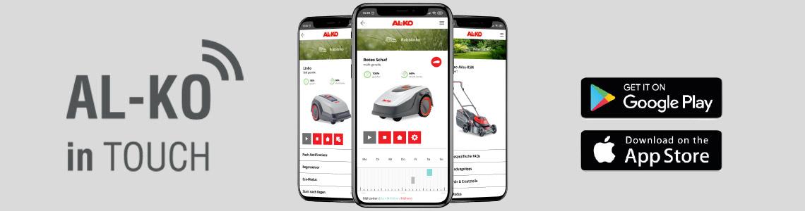 Smart Gardening DE | AL-KO inTouch App