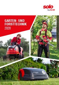 Katalog   AL-KO Garten- u. Forsttechnik solo by AL-KO 2020
