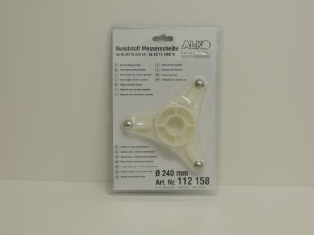 AL-KO Kunststoffmesser für Elektro-Trimmer TE 550 VA und TE 1000 TA