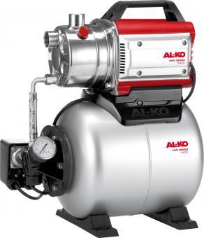 Hauswasserwerk AL-KO HW 3000 Inox Classic