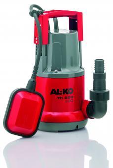 Klarwassertauchpumpe AL-KO TK 250 ECO