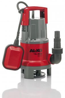 AL-KO Schmutzwasser-Tauchpumpe TS 400 ECO