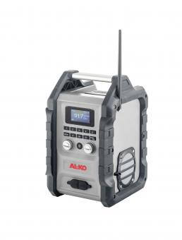 AL-KO Akku-Baustellenradio WR 2000