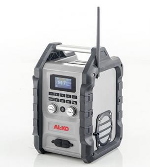 AL-KO Akku-Baustellenradio WR 2000 inkl. Akku und Ladegerät