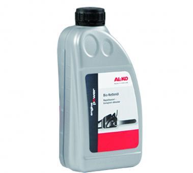 AL-KO Bio-Kettenöl für Kettensägen, 1 Liter