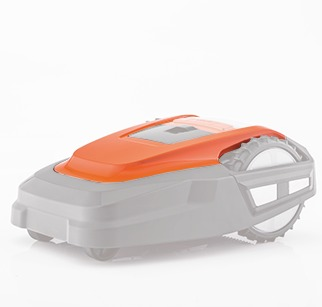AL-KO Robolinho Abdeckhaube orange