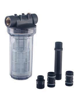 AL-KO Filter Gartenpumpe 250-1 Zoll
